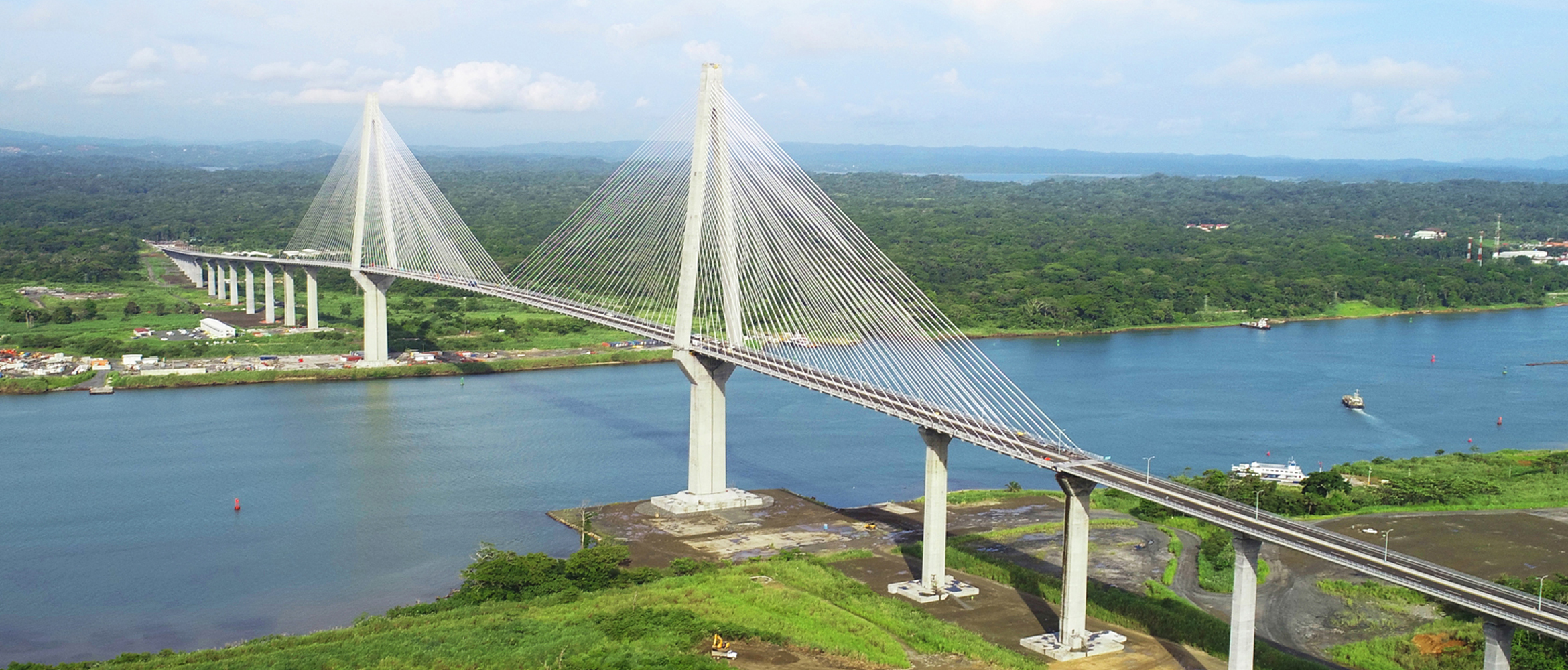SYSTRA IBT Celebrates Milestone with Opening of Bridge in Panama