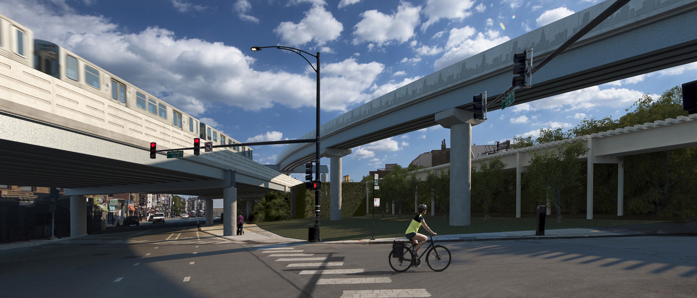 SYSTRA Awarded Contract on Chicago's Rail Mass Transit System