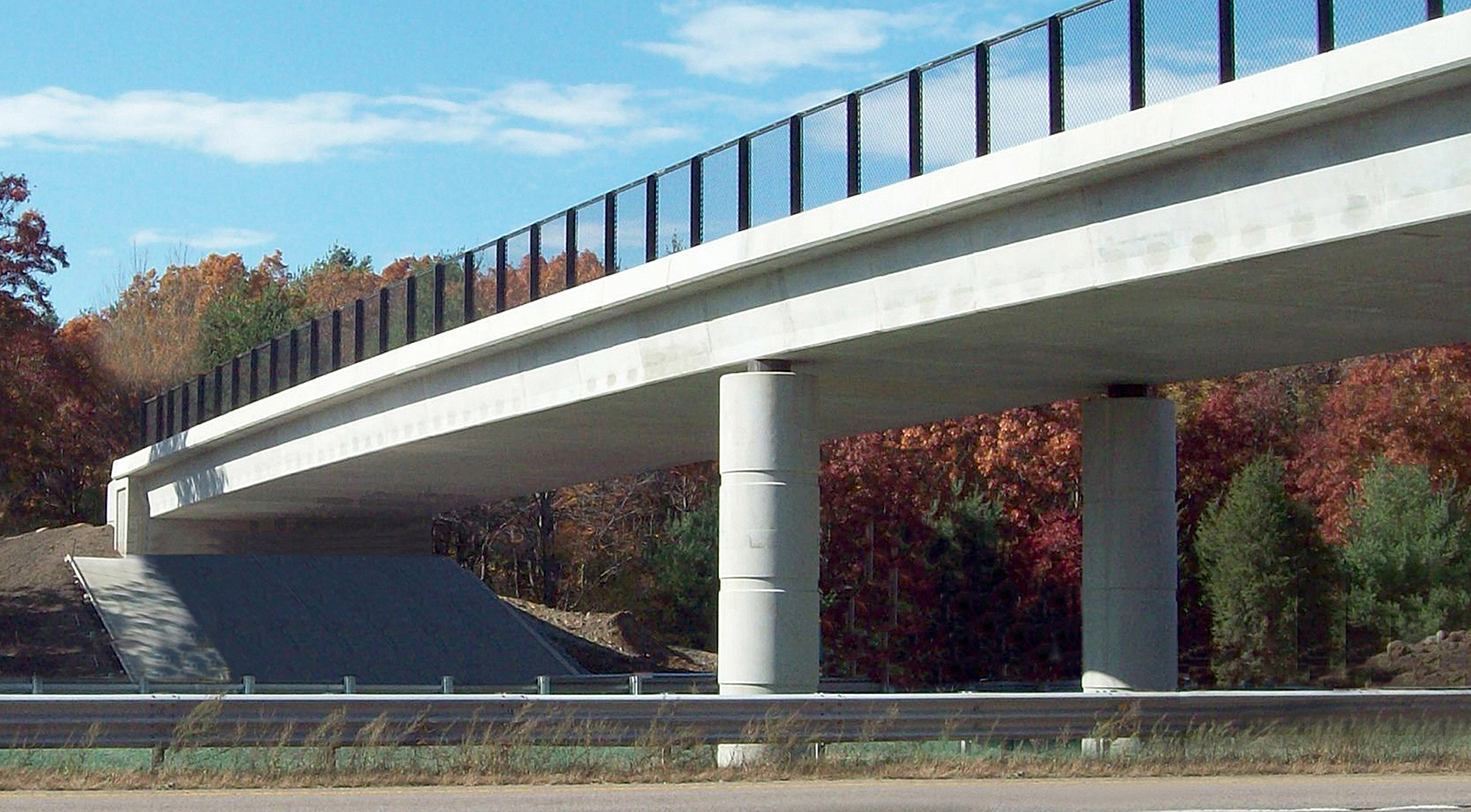DCR ACCESS ROAD BRIDGE