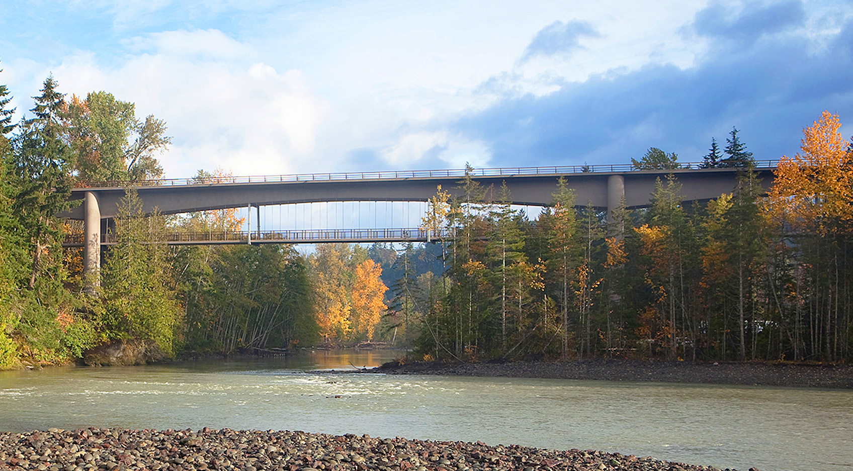 ELWHA RIVER BRIDGE