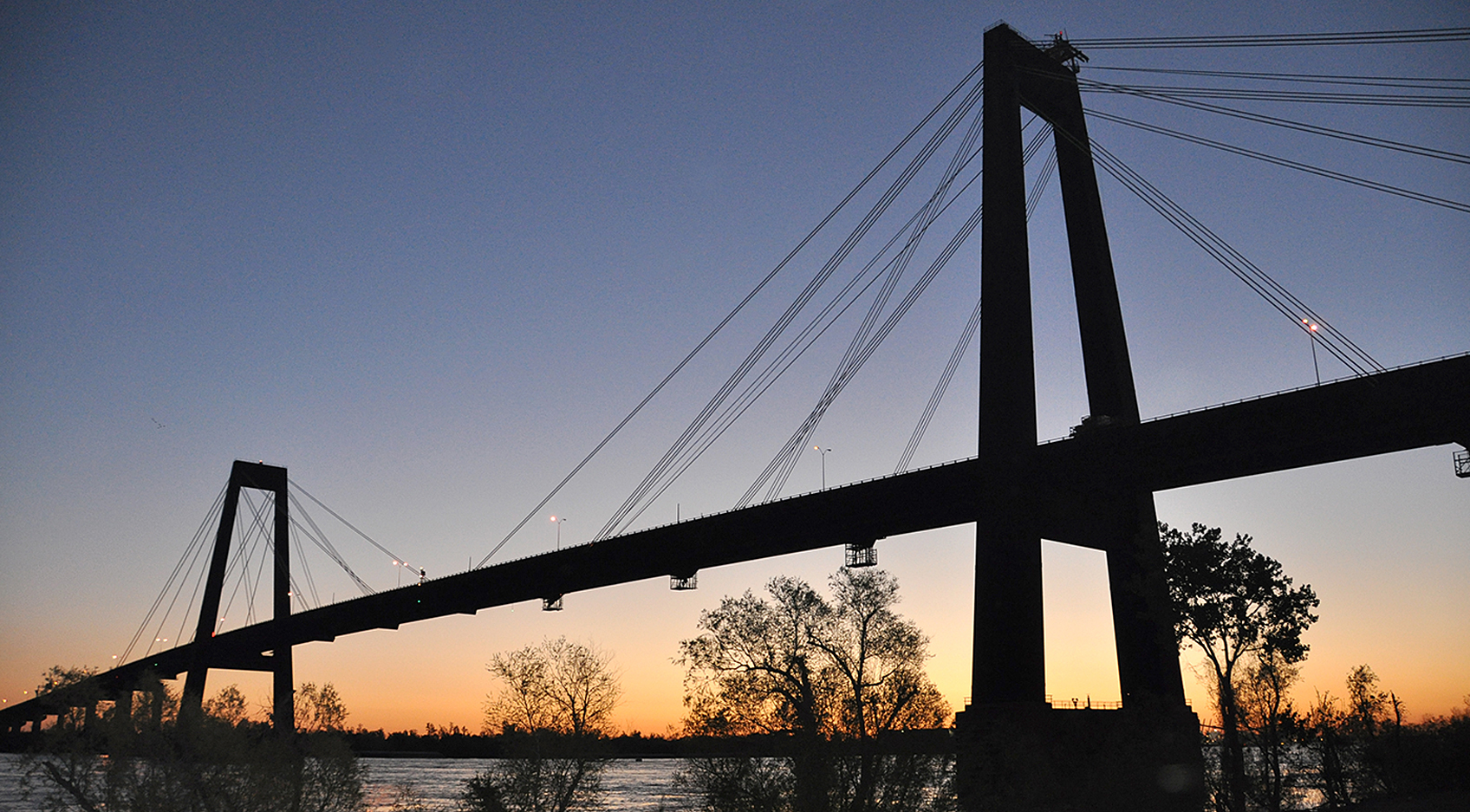 HALE BOGGS MEMORIAL BRIDGE
