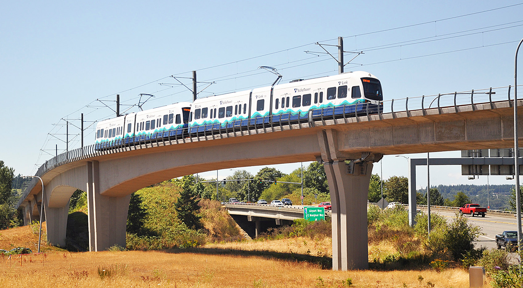 SOUND TRANSIT LINK LIGHT RAIL