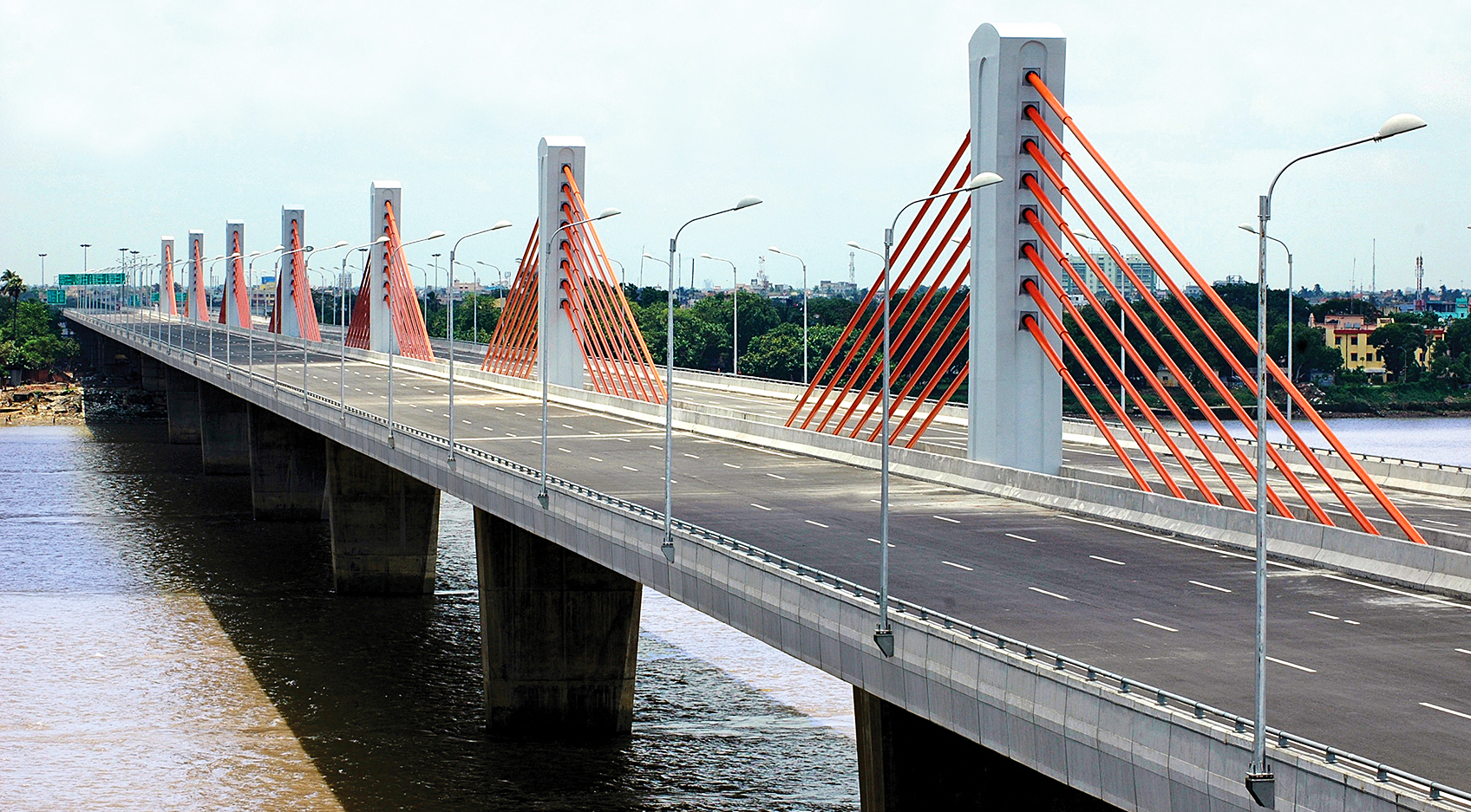 SECOND VIVEKANANDA BRIDGE