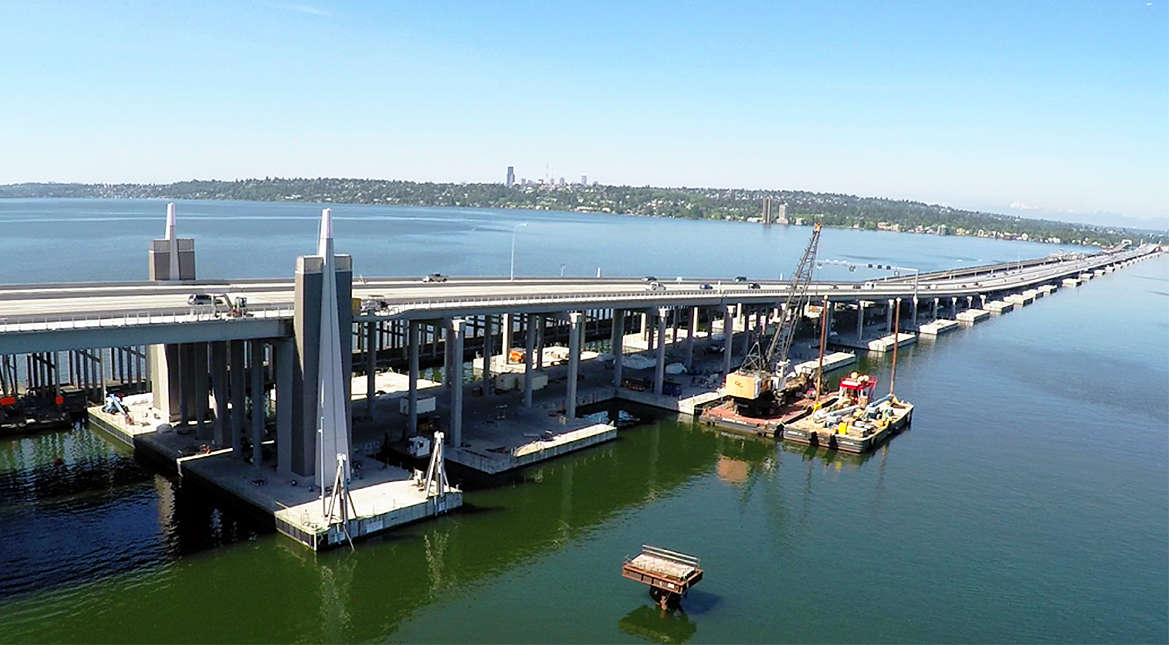 SR 520 EVERGREEN POINT FLOATING BRIDGE