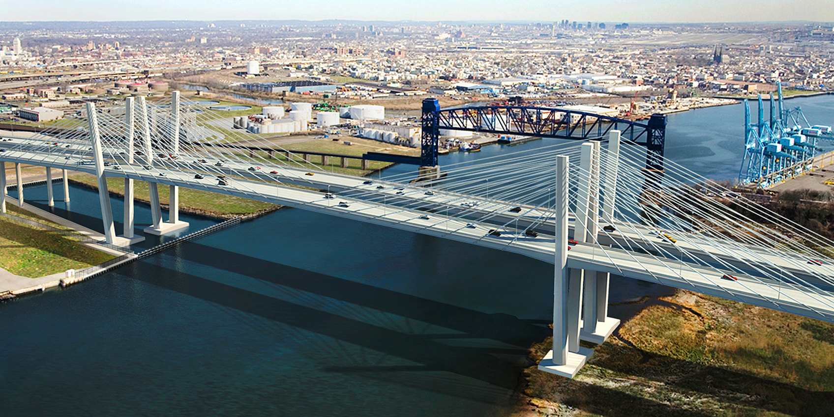 GOETHALS BRIDGE REPLACEMENT